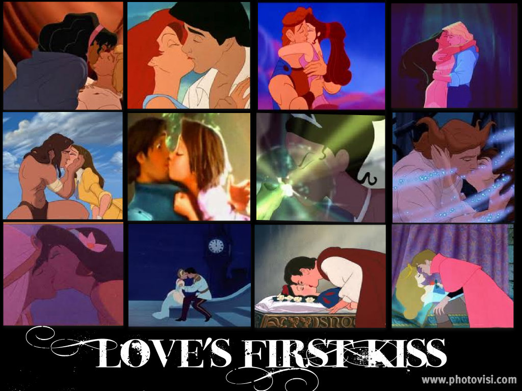 Loves first kiss