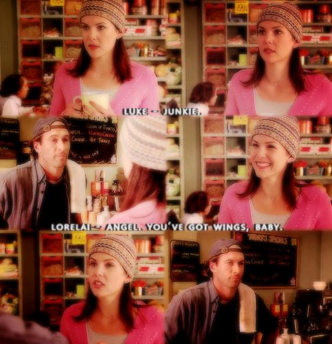 Luke and Lorelai ♥