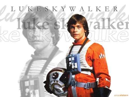 Luke pilot Обои