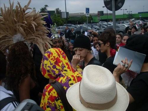 MBLAQ in Brazil