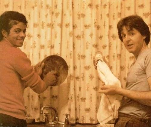 MJ and Paul