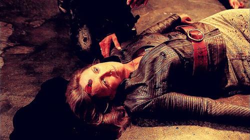 Marnie's Death Scene