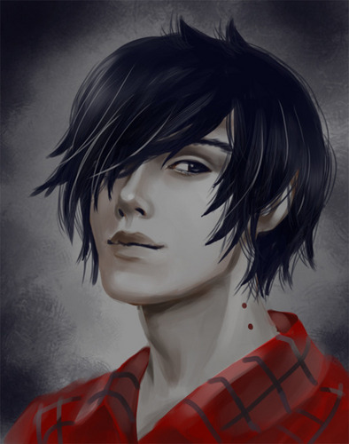 Marshall Lee - adventure-time-with-fiona-and-cake Fan Art