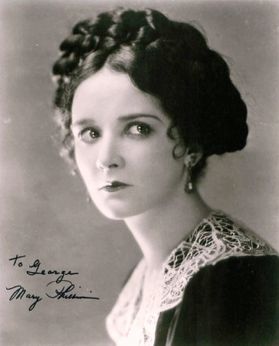 Mary Philbin/Christine Daaé