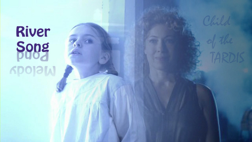 Melody Pond ... River Song