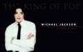 michael-jackson - Michael Jackson King of Pop wallpaper
