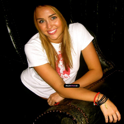 Miley Cyrus~ Personal Pic