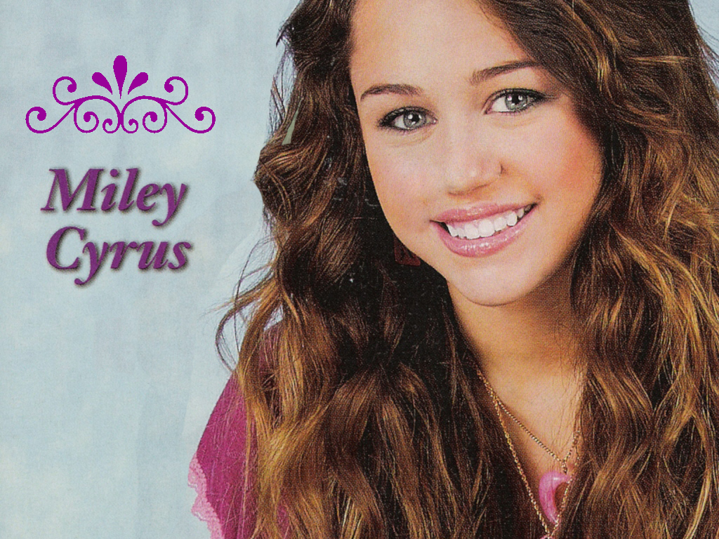 young hollywood stars Miley Cyrus