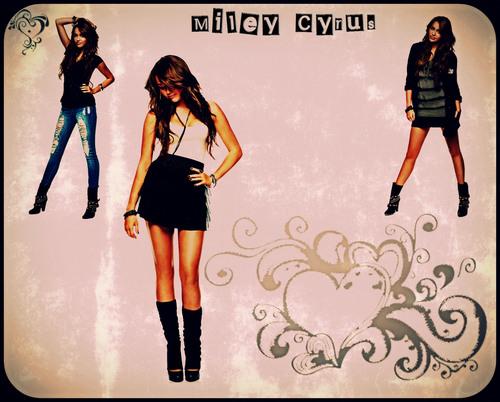 Miley Photoshoot