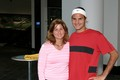 Mirka and Roger Federer 2004