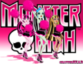 Monster High 3D - monster-high fan art
