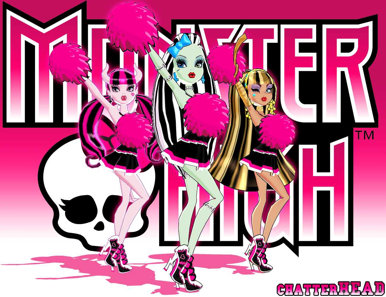 Monster High 3D Monster High Fan Art Fanpop