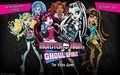 Monster High Ghoul Spirit Video Game achtergrond 1