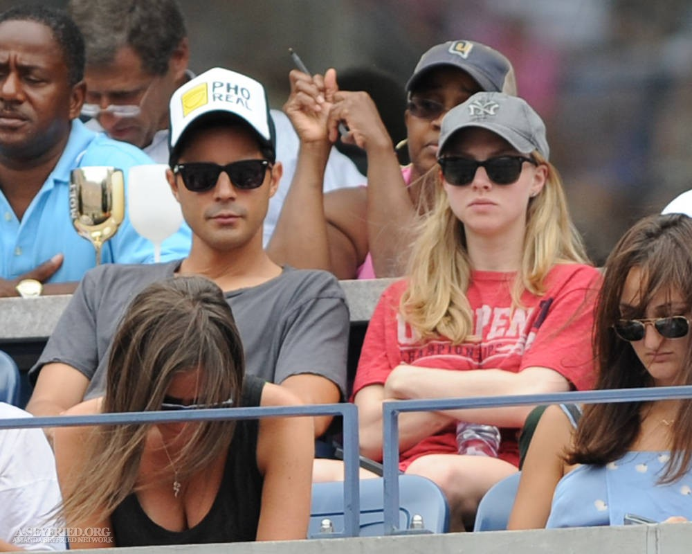 More photos from the  2011 US Open in NYC Day 8 - 09/05