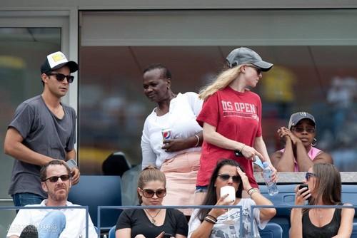 zaidi picha from the 2011 US Open in NYC siku 8 - 09/05