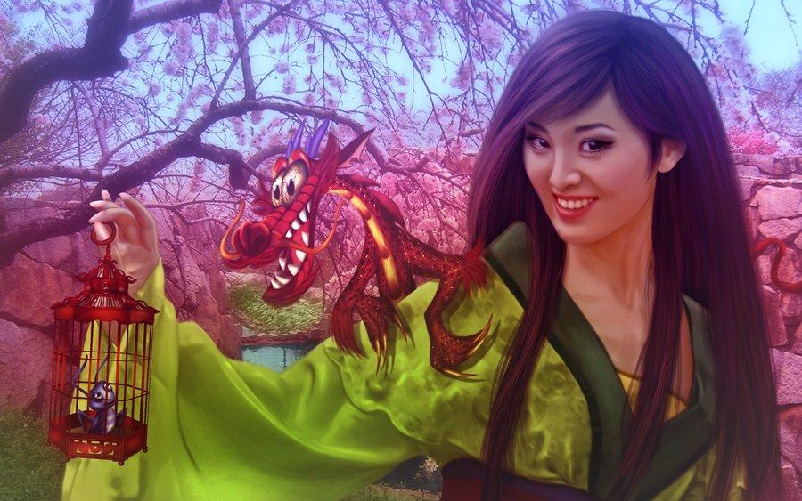 Mulan Disney Princess Peminat Art 25129190 Fanpop Page 263