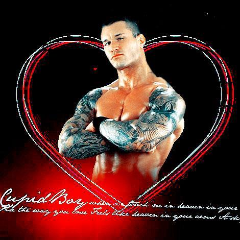 My Randy Orton Fanart