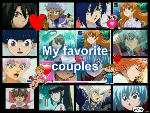 My お気に入り couples