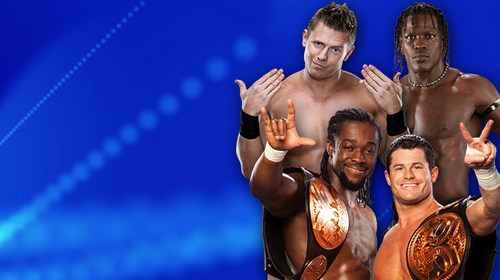 NOC: Evan Bourne and Kofi Kingston vs The Miz and R-Truth