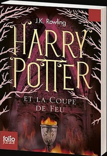 New French Harry Potter کتابیں Covers