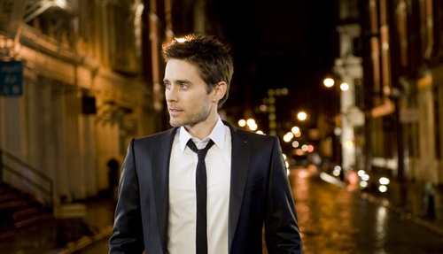 Jared Leto hình nền with a business suit entitled New Hugo Boss Pics