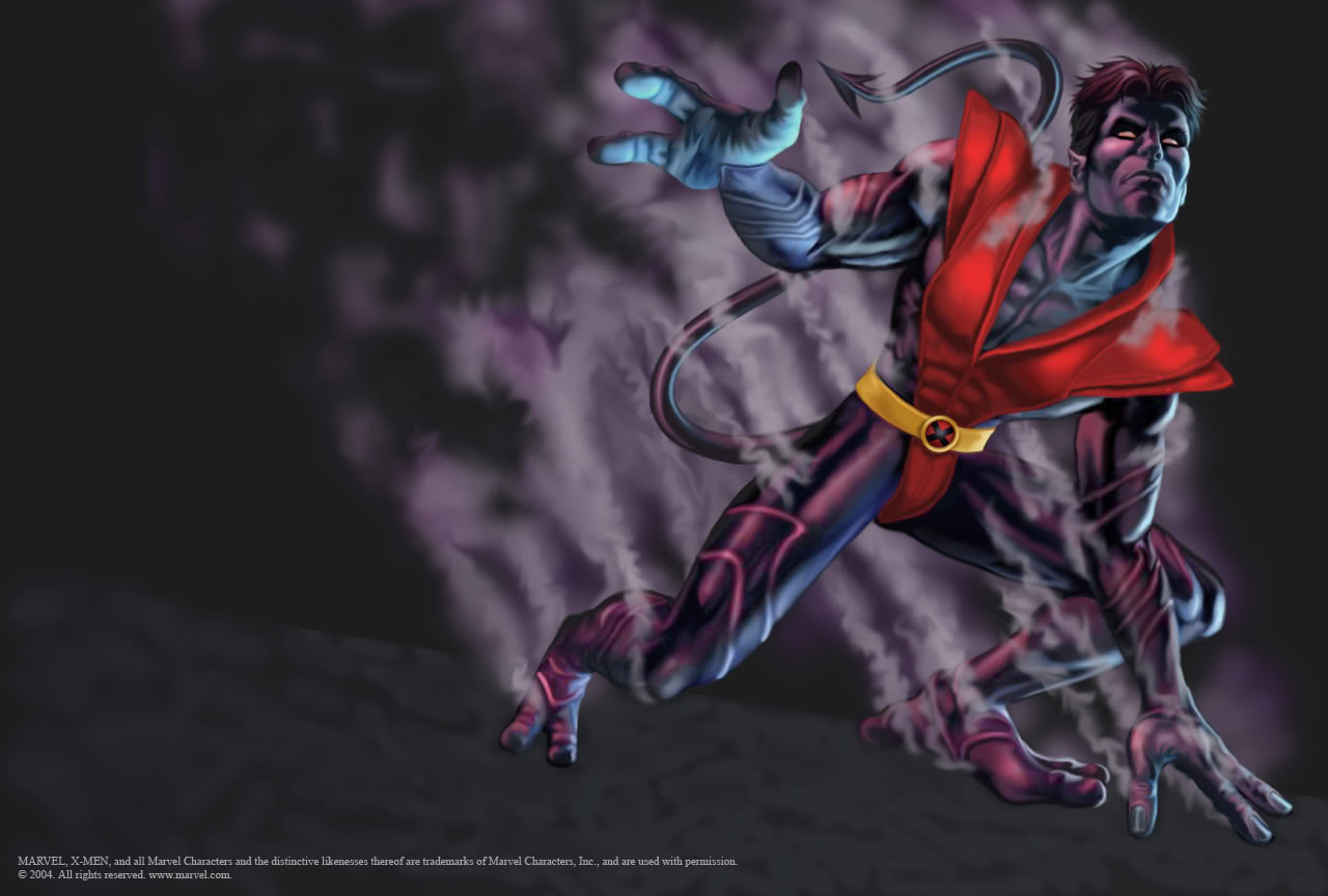 X-Men images Nightcrawler X-men legends HD wallpaper and background photos (25180817) X Men The Last Stand Colossus