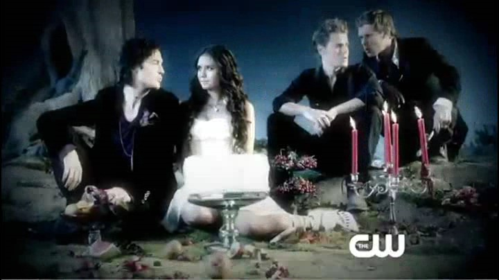 Nina in The Vampire Diaries Season 3 Promo 'Appetites'
