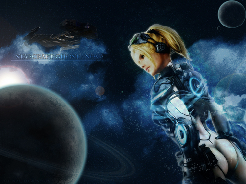 cynthia-selahblue (cynti19) wallpaper titled Nova wallpaper