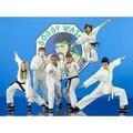 Olivia Holt with the cast of Kickin' it - olivia-holt photo