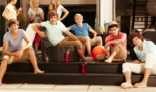 One Direction wallpaper entitled One Direction 'Heat' Magazine Photoshoot! ♥