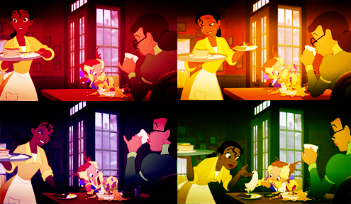The Princess and the Frog achtergrond entitled PATF