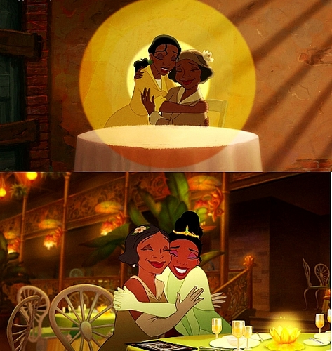 The Princess and the Frog wallpaper titled PATF