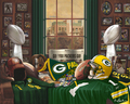 Packers History - green-bay-packers fan art