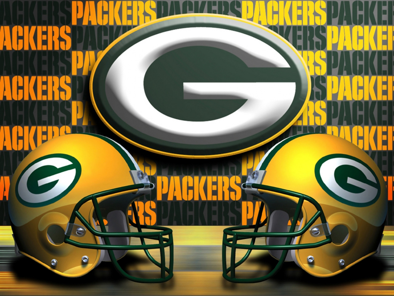Green Bay Packer Wallpaper: Green Bucht Packers Hintergrund (25170069)