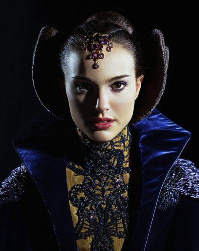 Padme in Episode II