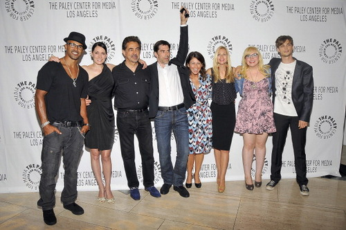PaleyFest Fall TV पूर्व दर्शन Parties 2011 [September 6, 2011]