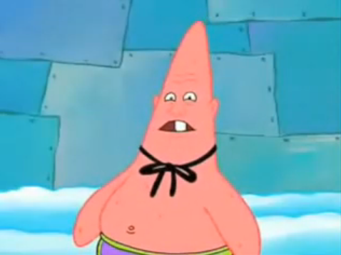 Patrick Star Spongebob Photo