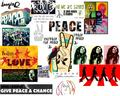 Peace & Love Revolution Photo - peace-and-love-revolution-club photo
