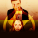 Peeta and Katniss - katniss-peeta-and-gale icon