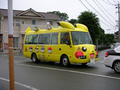 Pikachu Bus - pikachu photo