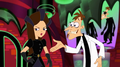 PnF across the 2nd dimension  - phineas-and-ferb photo
