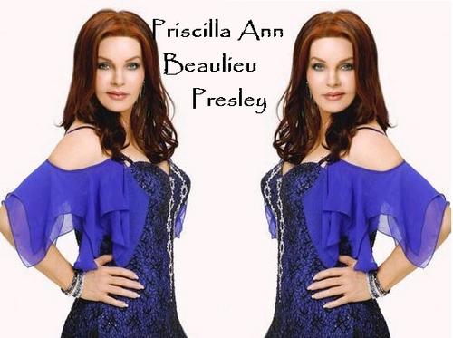 Priscilla...♥