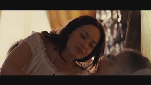 "parejas de películas fondo de pantalla with a portrait entitled queen Victoria & Prince Albert in ""The Young Victoria"""
