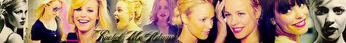 Rachel McAdams [Banner]