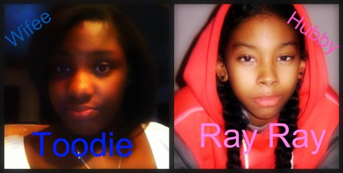 Ray Ray + Toodie - ray-ray-mindless-behavior Photo