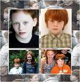 Rose & Hugo Weasley