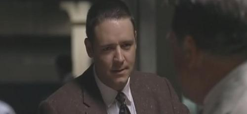 Russell in L.A. confidential