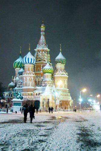 Russia <3