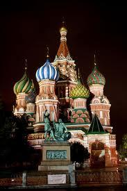Russian uikoepel, ui koepel Churches
