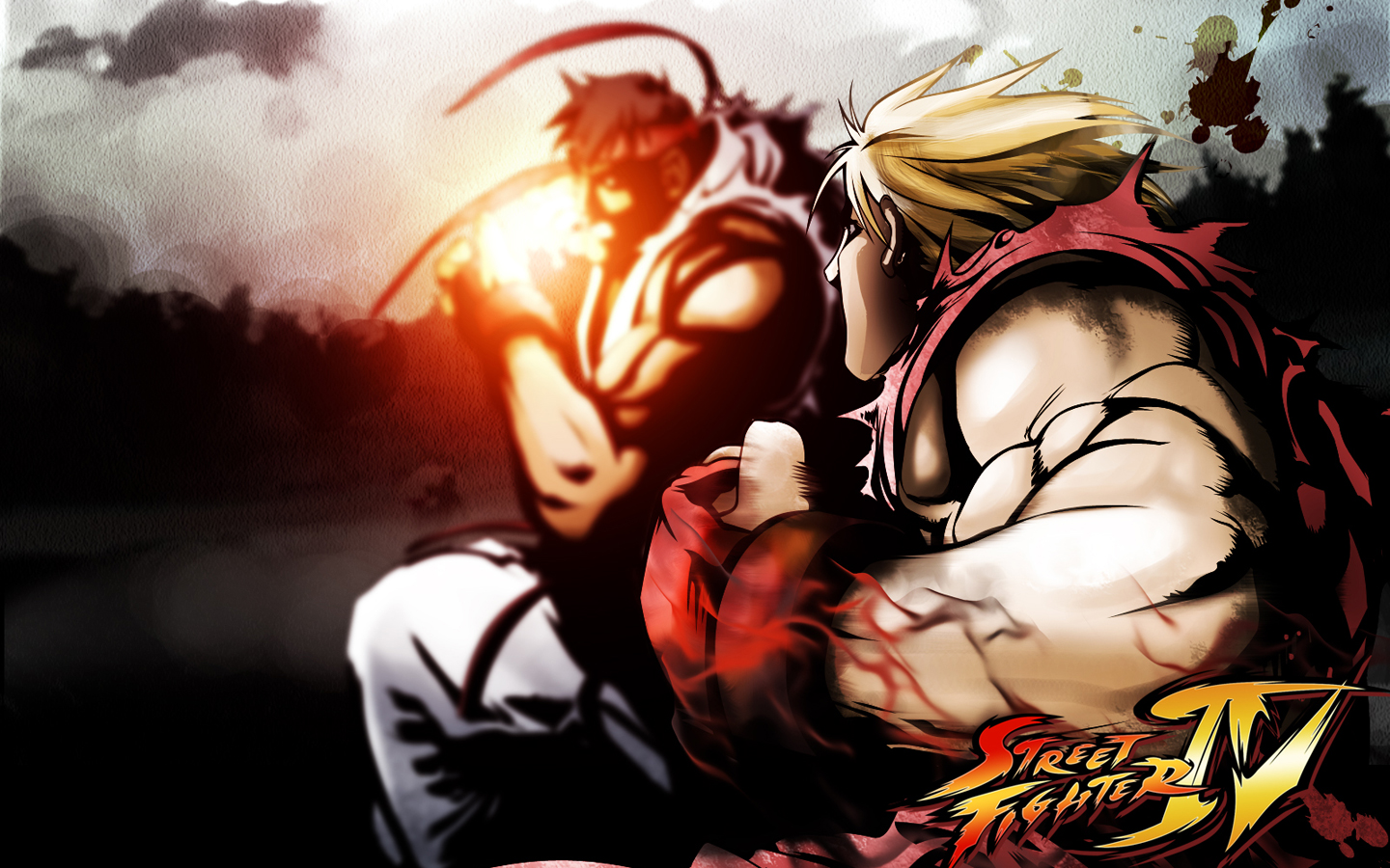 street fighter images ryu and ken hd wallpaper and background photos